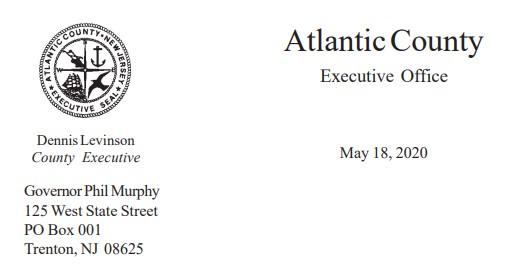 Atlantic County pide al Gobernador reabrir los pequeños negocios