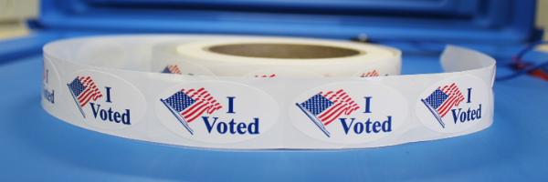 Por correo, pero vote